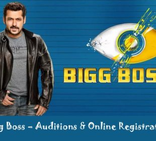 Bigg Boss – Auditions & Online Registration Season 14, 2020
