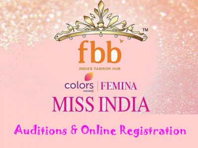 Femina Miss India Auditions 2020