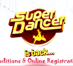 Super Dancer Online Registration Season 4