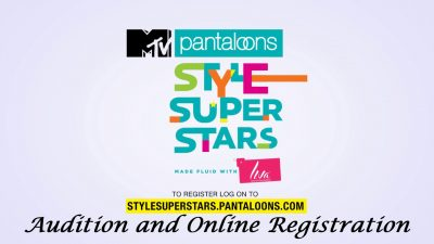 MTV Pantaloons Style Super Stars Auditions & Online Registration 2021