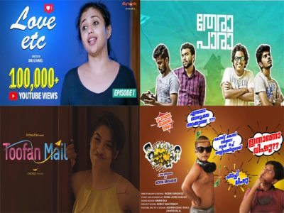 Top 10 Web series in Malayalam