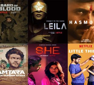 Top 10 Web Series on Netflix India