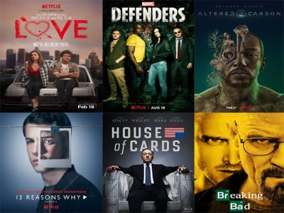 Top 10 Web Series on Netflix