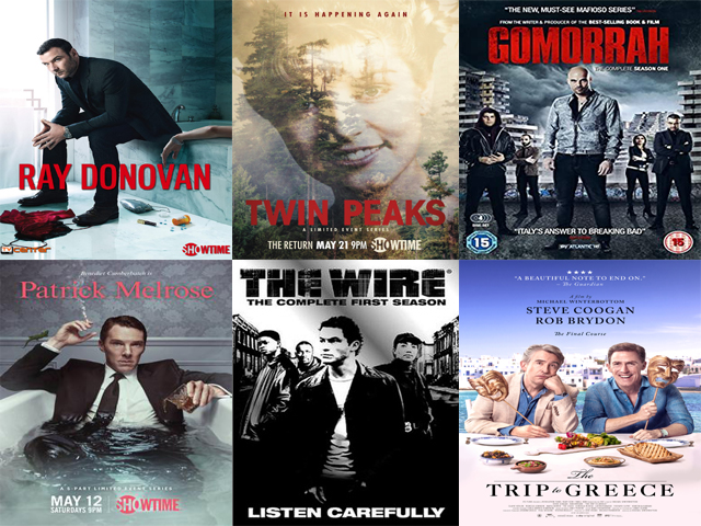 Top 10 Web Series on NOW TV
