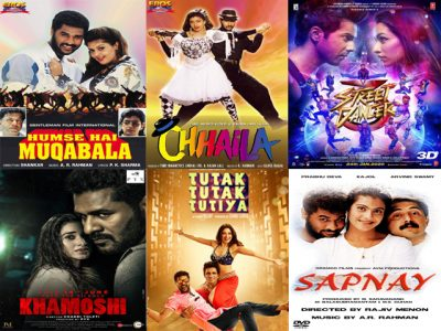 Top 10 Movies of Prabhu Deva