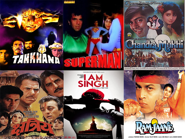Top 10 Movies of Puneet Issar