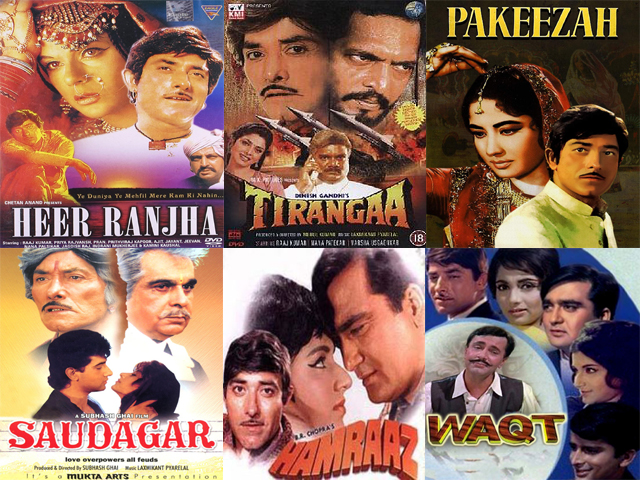 Top 10 Movies of Raaj Kumar