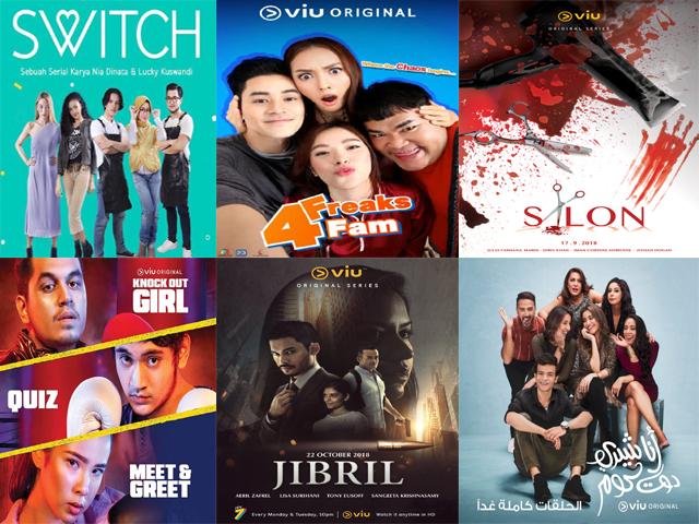 Top 10 Web Series on VIU