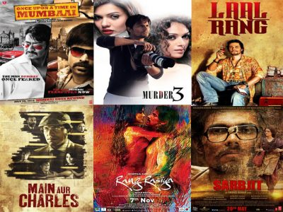 Top 10 Movies of Randeep Hooda