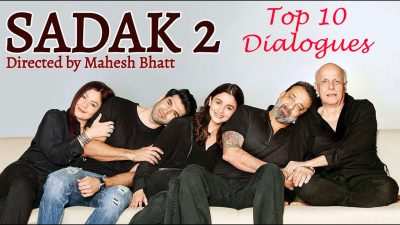 Top 10 Dialogues of Sadak 2
