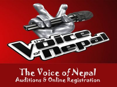 The Voice of Nepal Auditions & Online Registration 2021