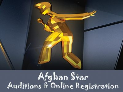 Afghan Star Auditions 2021