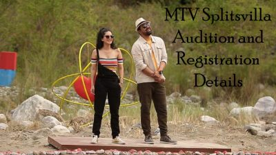 MTV Splitsvilla Registration 2021