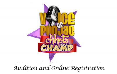 Voice of Punjab Chhota Champ Registration 2021