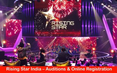 Rising Star India Online Registration 2021