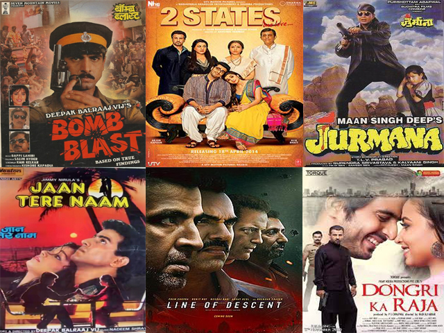 Top 10 Movies of Ronit Roy