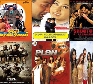 Top 10 Movies of Rohit Roy